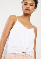 Cotton On - Rilee cami - white