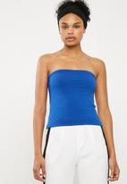 Cotton On - Tube top - blue