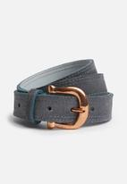 Superbalist - Tia belt leather - blue