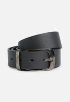 Superbalist - Rumi leather belt - grey