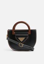 Superbalist - Adrienne crossbody bag - black