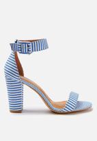 Cotton On - San Sebastian heel - blue
