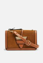Superbalist - Demi envelope bag - tan