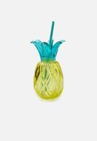 Typo - Pineapple drinker - yellow