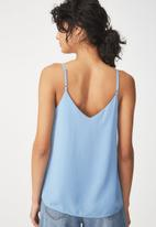 Cotton On - Astrid cami - blue