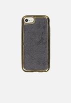 Typo - Superior iPhone case  - black