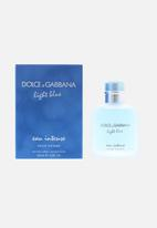 DOLCE & GABANNA - D&G Light Blue Eau Intense M 100ml Edp Spray (Parallel Import)