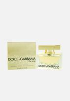 Dolce & Gabbana - D&G The One Edp 50ml (Parallel Import)