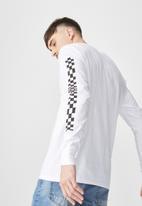 Cotton On - Tbar long sleeve tee - white