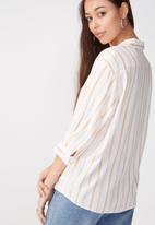Cotton On - Bex popover shirt - multi