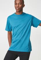 Cotton On - Essential skate tee -  blue