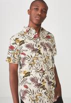 Cotton On - Vintage prep shirt - multi