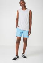 Cotton On - Hoff short - blue