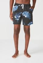 Cotton On - Hoff short - black