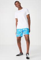 Cotton On - Hoff short - blue