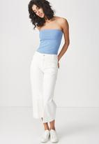 Cotton On - Everyday tube top - blue