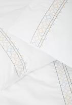 Sheraton - Pixel duvet cover set - white & black