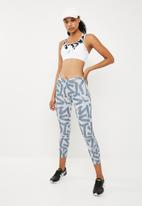 Asics - 7/8 tights - grey