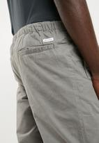 Bellfield - Cuffed pants - grey