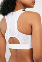 Asics - Sports bra - white