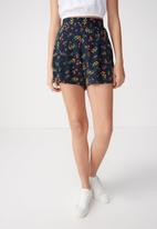 Cotton On - Maya flirty short - multi