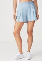 Cotton On - Maya flirty short - blue