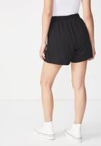 Cotton On - Maya flirty short - black