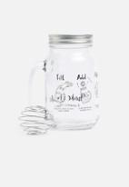 Kilner - Shake & make - 0.54l