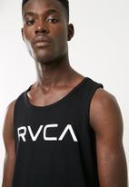 RVCA - Big RVCA tank - black