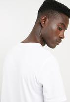 PUMA - Active soft tee - white