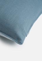 Hertex Fabrics - Miko cushion cover - ocean