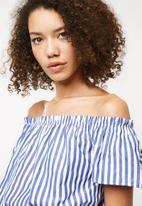 Superbalist - Blouson blouse - Stripe