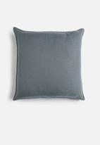Hertex Fabrics - Miko cushion cover - volcanic