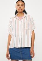 Superbalist - Drop shoulder shirt - multi