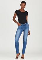 Levi's® - 711 Skinny Pale Night Jeans Mid Blue