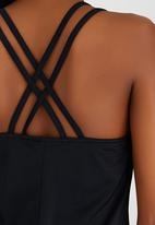 Sun Things - Samba Swimdress Black