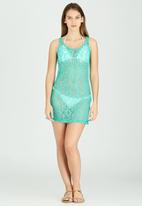 O'Neill - Lace Cover-Up Light Green