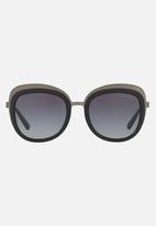 Emporio Armani - Emporio Armani Oversized Sunglasses Black