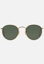 Ray-Ban - Ray-Ban Round Sunglasses - Gold