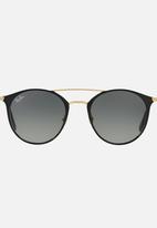 Ray-Ban - Ray-Ban Round Sunglasses Black