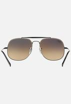 Ray-Ban - The General Sunglasses Silver