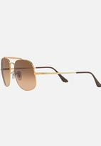 Ray-Ban - The General Sunglasses Brown