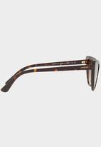 Vogue - Vogue Gigi Hadid Cat-eye 54mm Sunglasses Brown