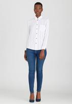 Kate Jordan - Basic Shirt White