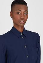 Kate Jordan - Basic Shirt Navy