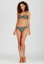 Winmax - Regular Bikini Swimsuit Khaki Green