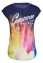 Converse - Slublimated Drop Tee Multi-colour