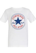 Converse - Graphic Tee White