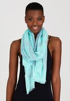 Joy Collectables - Paisley Scarf Light Green