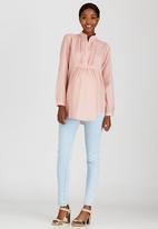 Me-a-mama - Karoo Shirt Pale Pink